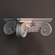 Capital 6 Model available on Turbo Squid, the world's leading provider of digital models for visualization, films, television, and games. Rococo Furniture, 3d Background, Baroque, Interior And Exterior, Modeling, Door Handles, Architecture, Chair, Inspiration