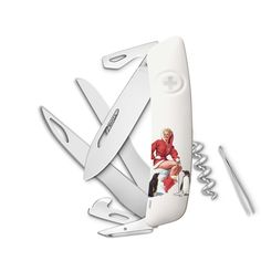 Sackmesser Swiza Limited Edition Winter – Pin-up Gil Elvgren, Pin Up Girls, Illustrator, Youre Crazy, Swiss Army Knife, Winter, Gadgets, Pocket Knives, Presents
