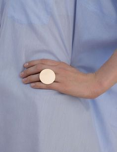 Sequin Ring | Kathleen Whitaker