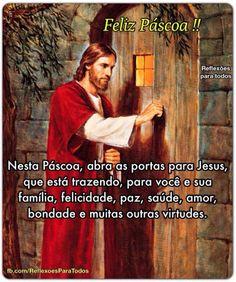 Feliz Páscoa, Mensagem de reflexao.