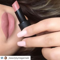 #Sephora 2015 Instagram Fan Pick: Buxom Big & Sexy™ Bold Gel Lipstick in Sinful Cinnamon. A super wearable, matte brown-nude shade delivered in an intensely pigmented, ultra-lightweight gel formula. #GrungeLipstick