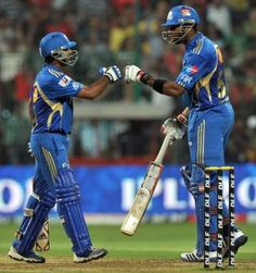 Ambati Rayudu and Kieron Pollard put on 122 in 10.5 overs to turn around the match