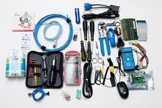 What's in my Computer Technician Bag?