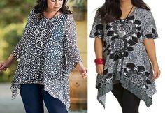 Туника бохо имеет свободный крой и разную длину. Она может лишь немного прикрывать бёдра, а может по длине напоминать короткое платье...