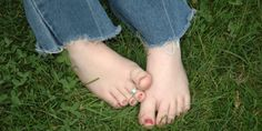 The benefits of earthing yourself