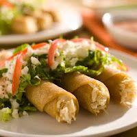 Tacos Dorados - Recetas Mexicanas