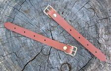 SHORT Buckle Sackville leather strap, 7