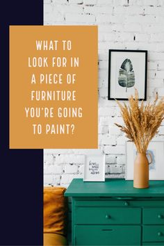 Tips on buying furniture to paint Farmhouse Decor, Furniture, Paint Storage, Diy Home Decor, Painted Table, Painted Desk, Painted Beds, Painted Furniture, Painted Dresser