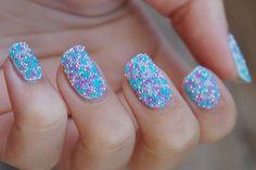 PUPA Summer Bubbles Nail Art Kit   Icy Mint Multicolor ~ Beautyill   Beautyblog met nail art, nagellak, make-up reviews en meer!