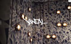Gorgeous restaurant website