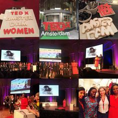 Recap of an awesome event #unraveled #TEDxAmsWomen 2016