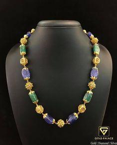 Pearl Jewelry, Diamond Jewelry, Gold Jewelry, Beaded Jewelry, Jewelery, Beaded Necklace, Gold Necklaces, Indian Jewelry Sets, Pearl Chain