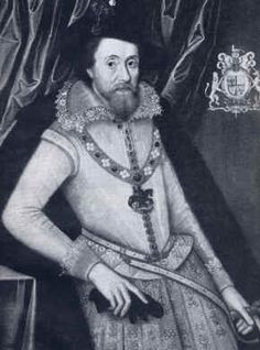 James I succeeded the last Tudor monarch, Elizabeth I, in 1603. James at the time of Elizabeth's death was king of Scotland. He was also the nearest blood relative to Elizabeth. James was a Stuart – so Tudor England died on March 24th 1603 while the accession of James ushered in the era of the Stuarts.