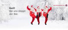 Bei uns steppt heute schon den ganzen Tag der Bär... :) #Spenden #itzsanta #christmas #weihnachten