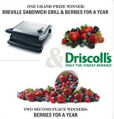 Driscoll's Win Berries for a Year and More!