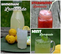 Lemonade Recipes – L