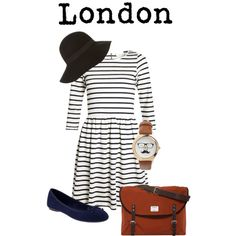 """""""London"""" by daciejeanne on Polyvore"""