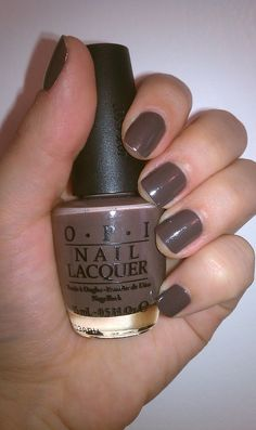 """You Don't Know Jaques!"" By OPI - one of my new faves!"