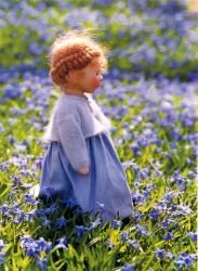 Gorgeous Waldorf doll, love the photography!