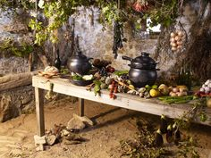 Witches Kitchen - Tord Boontje designed kitchen ware