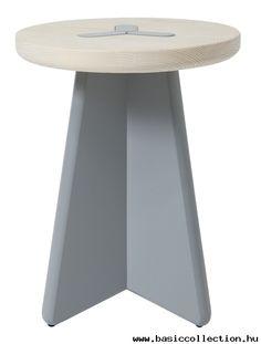 Basic Collection, Koo #koo #design #furniture #wood #stool #table