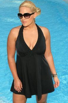 38442740b6d 39 Best Bathing suits images in 2014 | Swim dress, Swimsuits, Plus ...