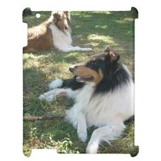 Rough Collies iPad case Sold 12/15