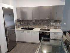 Κουζίνα ακρυλική gloss