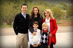 Familie, Urlaub, Porträt