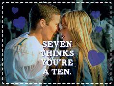 Matt and Julie Valentine's Day Card #FridayNightLights