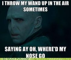 Hahahahaha ohhhh i will be alternating between this and the Draco one from now on :]
