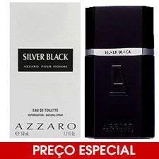 [Sephora] Azzaro Silver Black 100ml R$99,00 + frete