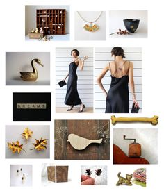 """""""M A R I A"""" by westernartglass ❤ liked on Polyvore featuring Caractère"""