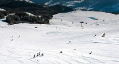 Finalmente la neve al Cimone!
