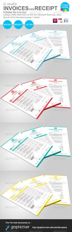 Gstudio Invoices And Receipt Template