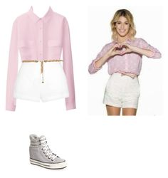26 best violetta images on martina Teen Girl Fashion, Cute Fashion, Look Fashion, Fashion Outfits, Womens Fashion, College Outfits, Outfits For Teens, Casual Outfits, Summer Outfits