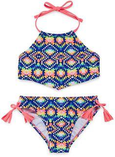665a6ca6e4 Freestyle Girls Bikini Set - Big Kid Bikini Set, Bikini Girls, Big Kids,