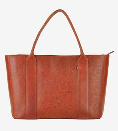 Dakota Embossed Leather Tote Bag by Most Wanted USA on Scoutmob