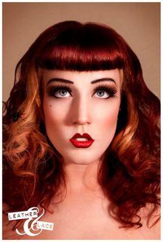#Burlesque #Makeup