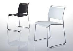 Meeting Room   KI Opt4 Seating - black white
