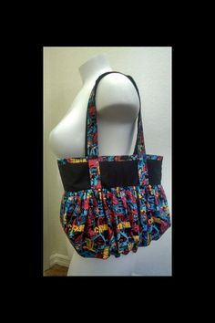 Superman Purse by MaiseDesigns on Etsy
