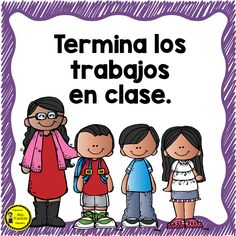 Maravillosos diseños de normas de convivencia escolar para el aprendizaje y el orden grupal | Educación Primaria Classroom Rules, Spanish Classroom, Teaching Spanish, School Classroom, Classroom Organization, Class Decoration, School Decorations, Teacher Quotes, Teacher Hacks