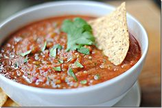 Spicy Lime Salsa