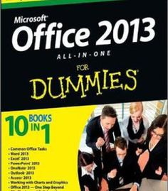 Office 2013 All-In-One For Dummies PDF