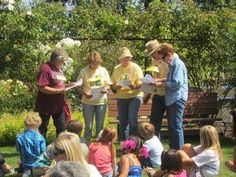 Childrens Garden Program Dog in Boots Puyallup, WA #Kids #Events
