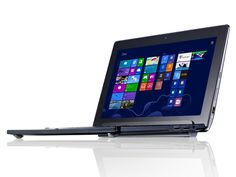 Sleek new 32GB Windows 8 Hybrid Tablet Laptop