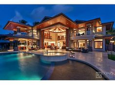 Lahaina, Hawaii; i want this house!