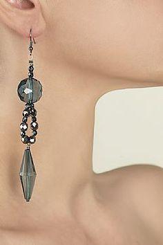 Dalia Drop Earrings, My Style, Collection, Jewelry, Fashion, Jewels, Moda, Fashion Styles, Schmuck