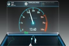 Sites will measure your Internet's speed for free.