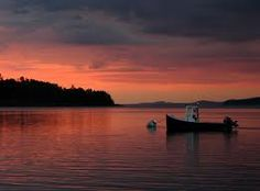 Eastport, Maine. A terrific little town. My wife is from there.